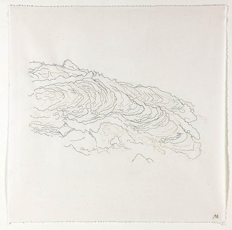 Málfríður Aðalsteinsdóttir: Surtsey hraunreipi